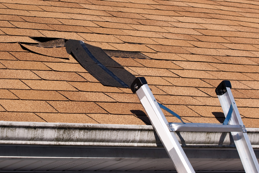 asphalt shingles repair